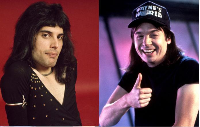 Mike Myers Bohemian Rhapsody waynes world