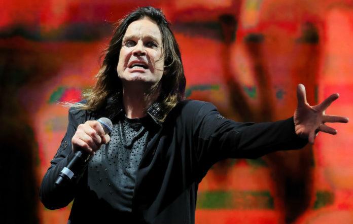 Ozzy Osbourne wipe arse hand surgery