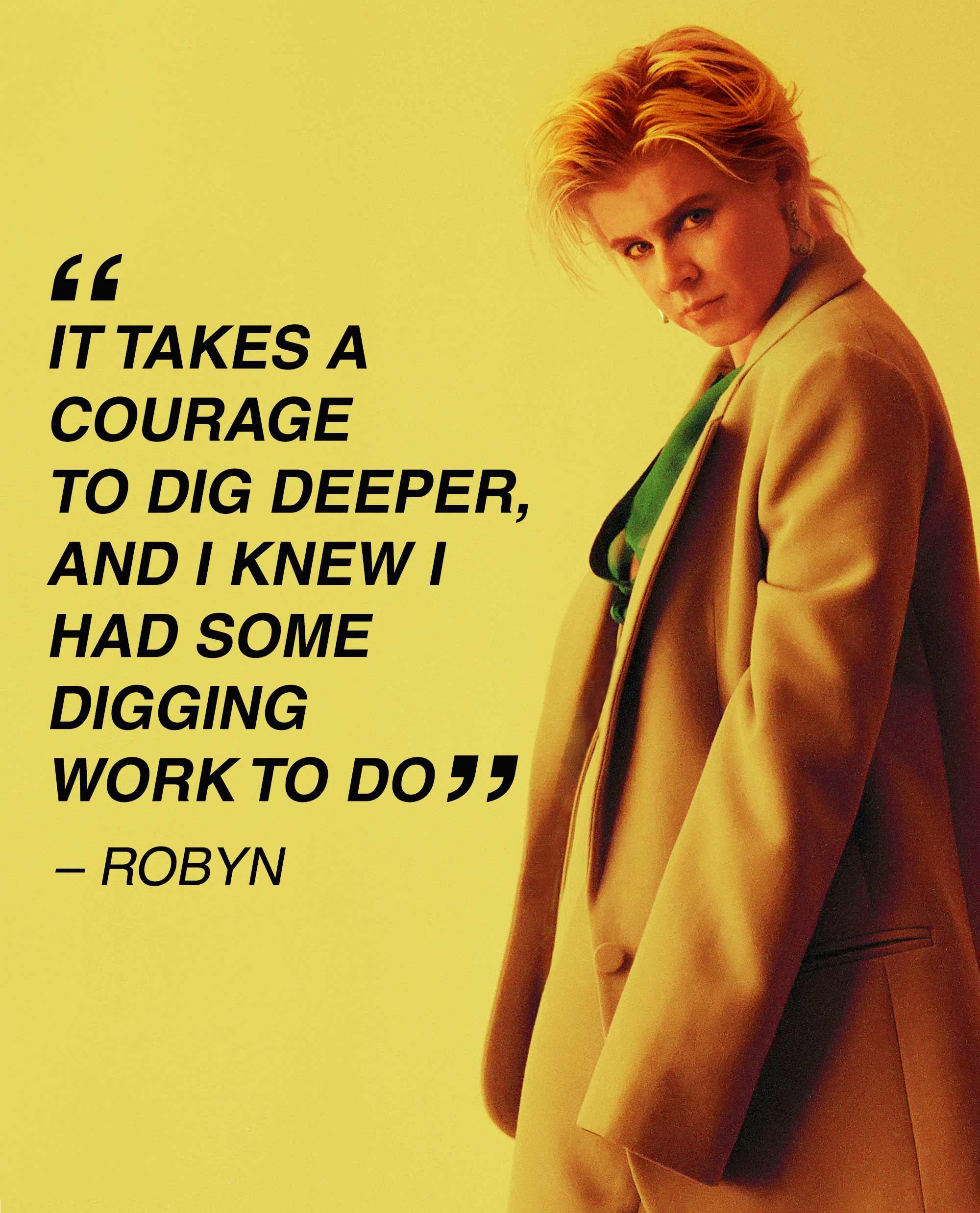 Robyn NME