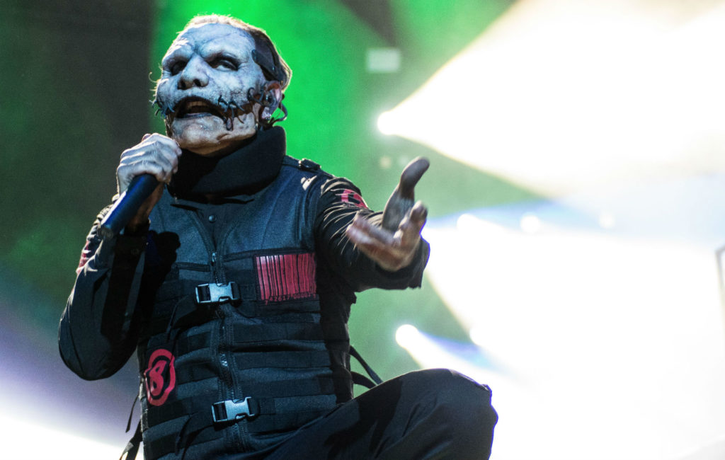 slipknot first 2019 show