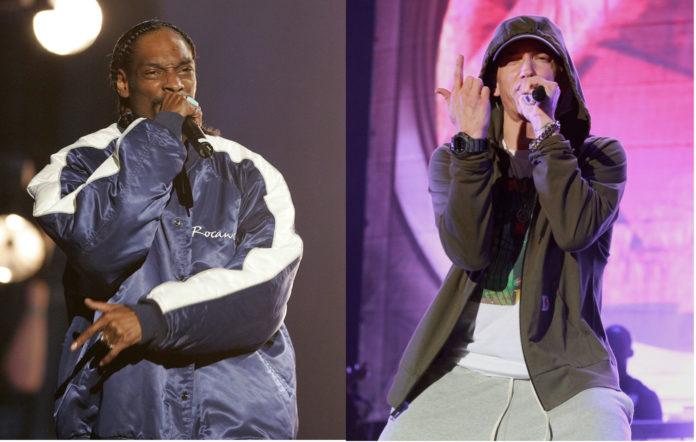 Snoop Dogg Eminem collaboration