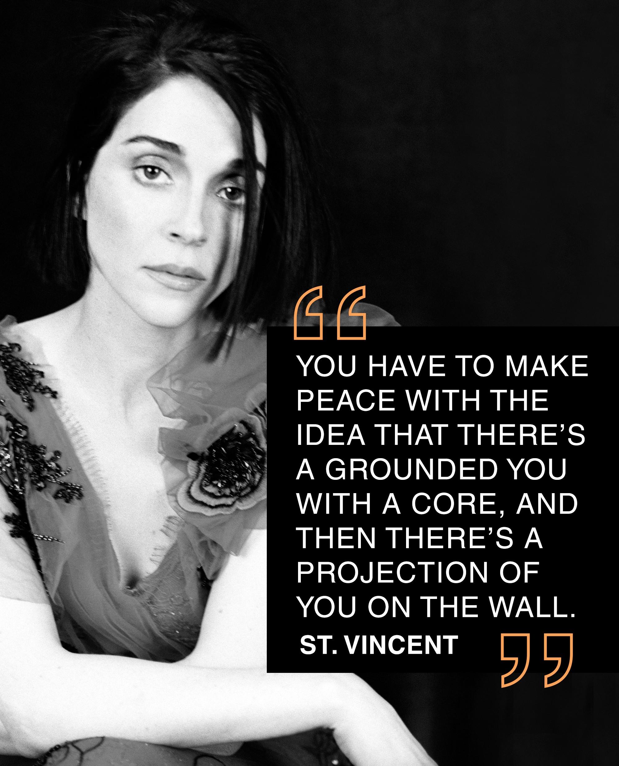 St Vincent NME