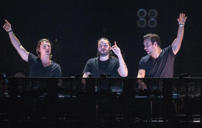 Swedish House Mafia reunion show