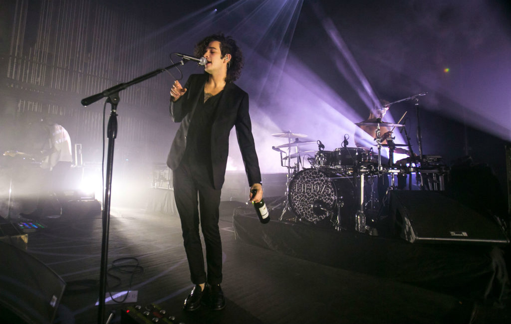The 1975 songwriting