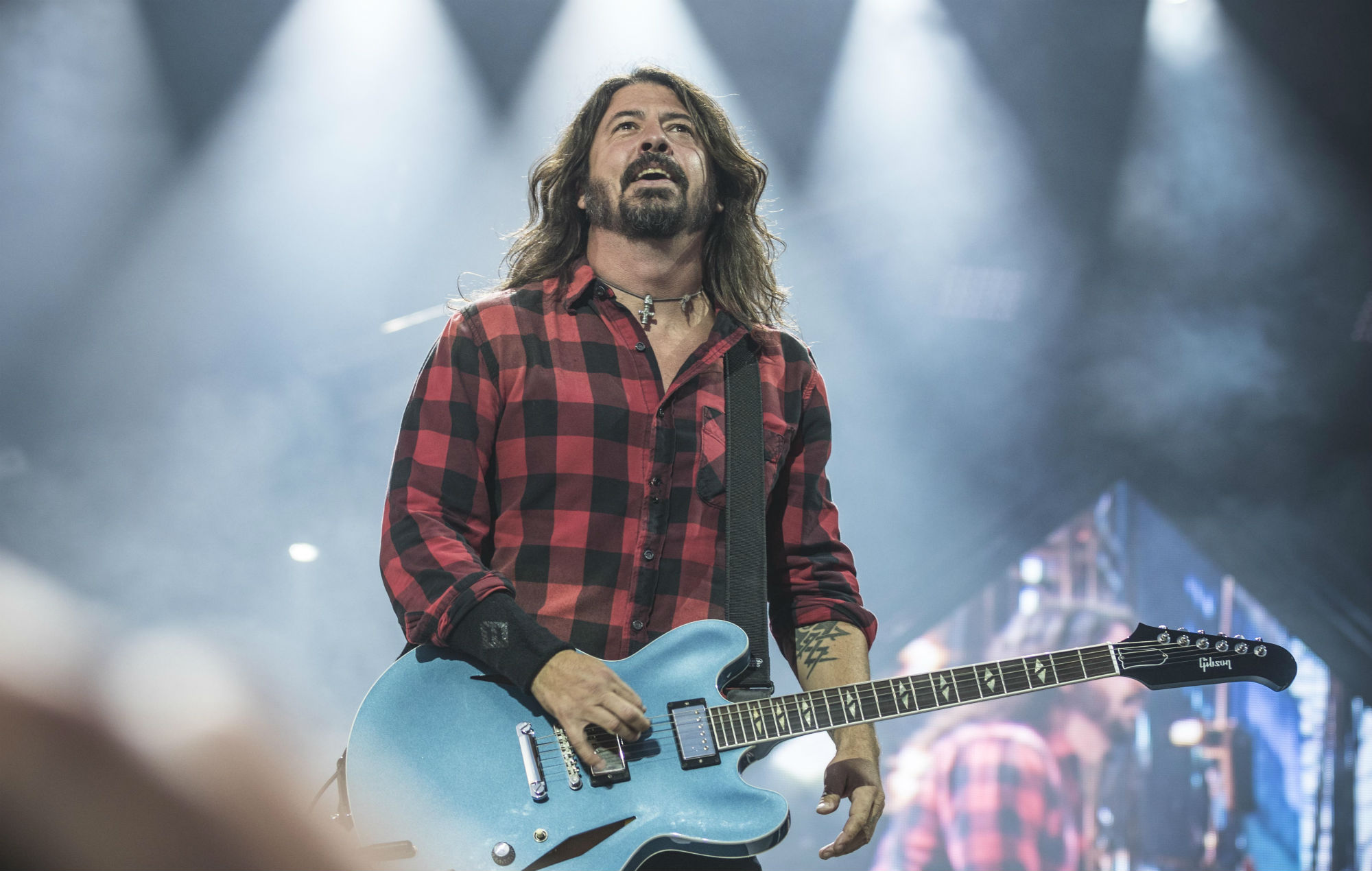 Here's Dave Grohl and the Zac Brown Band covering Metallica's 'Enter Sandman'