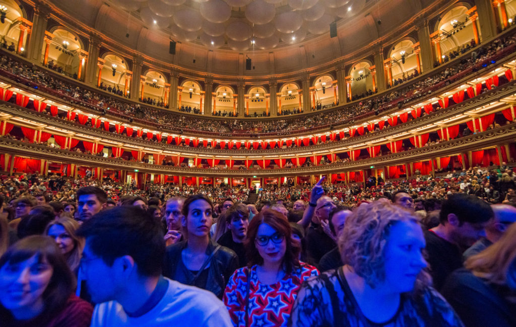 Interpol live at Royal Albert Hall