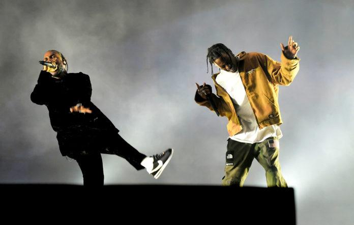 Kendrick Lamar / Travis Scott