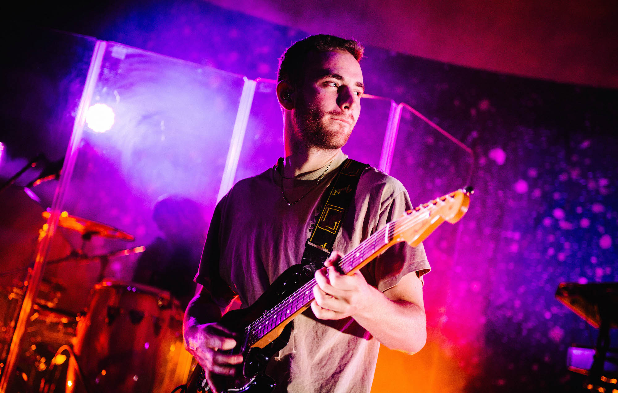 Watch Tom Misch give Nirvana's 'Smells Like Teen Spirit' a soothing makeover in quarantine session cover - EpicNews