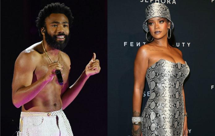 Donald Glover/Rihanna