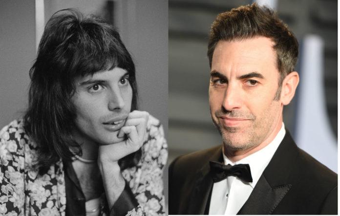 Bohemian Rhapsody director Sacha Baron Cohen outrageous