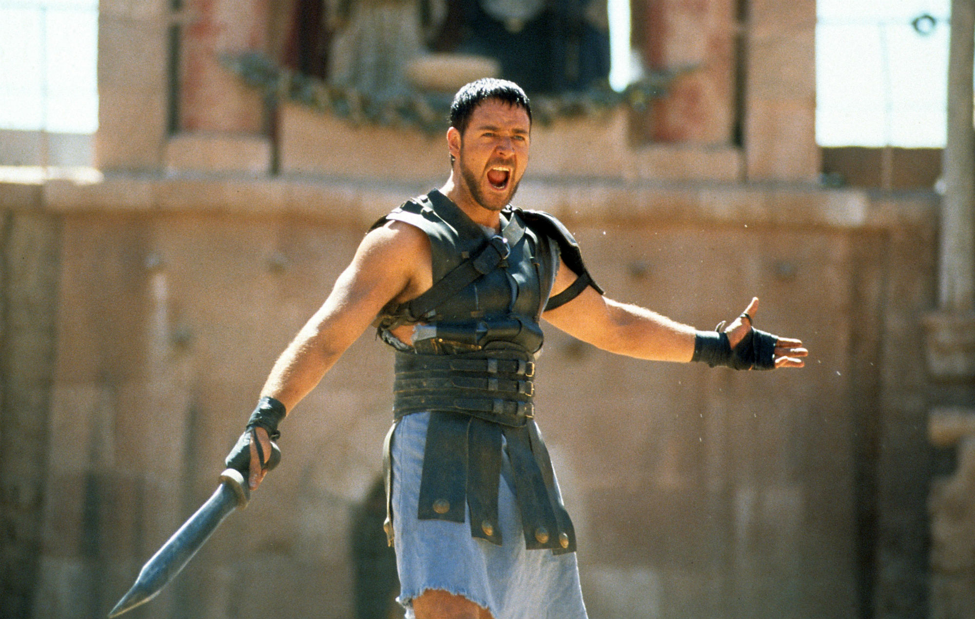 Russell Crowe admits he felt guilty over his 'Gladiator' Oscar win