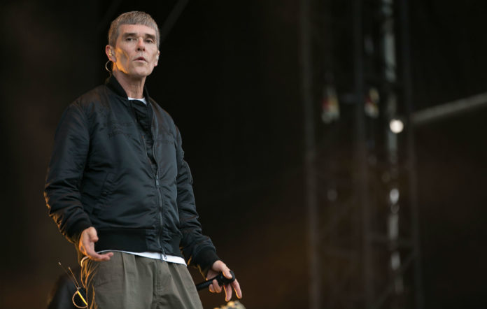 Ian Brown first world problems video