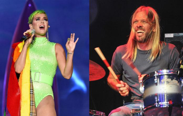 Katy Perry / Taylor Hawkins