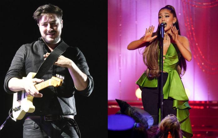 Mumford and Sons / Ariana Grande