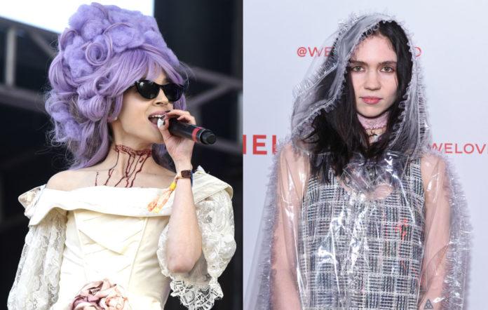 Poppy / Grimes