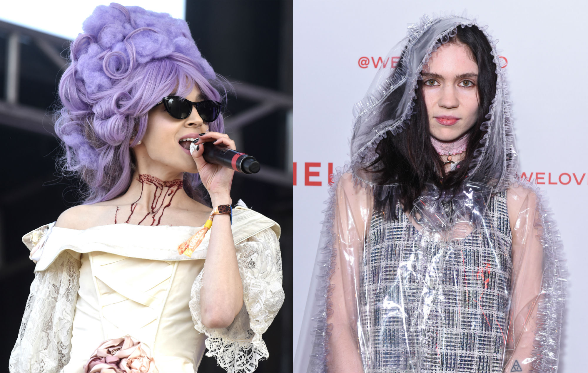 """Poppy accuses Grimes of """"bullying"""" her over collaboration ..."""