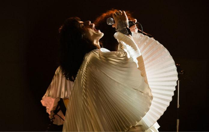 Rami Malek as Freddie Mercury in 'Bohemian Rhapsody'