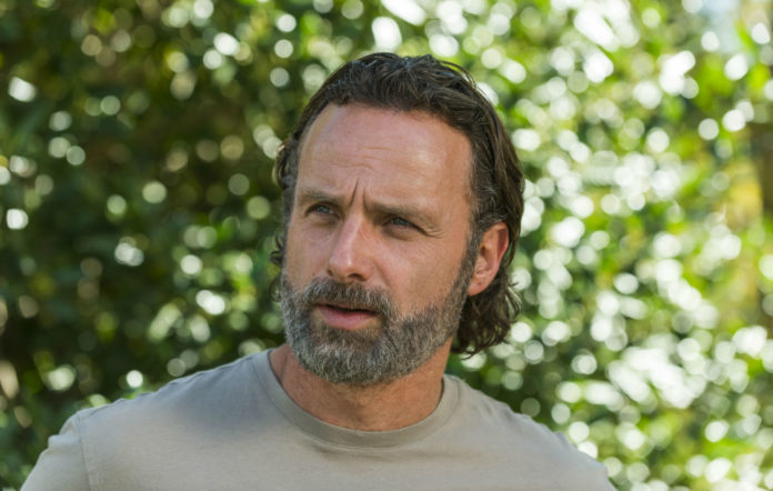The Walking Dead's Rick Grimes