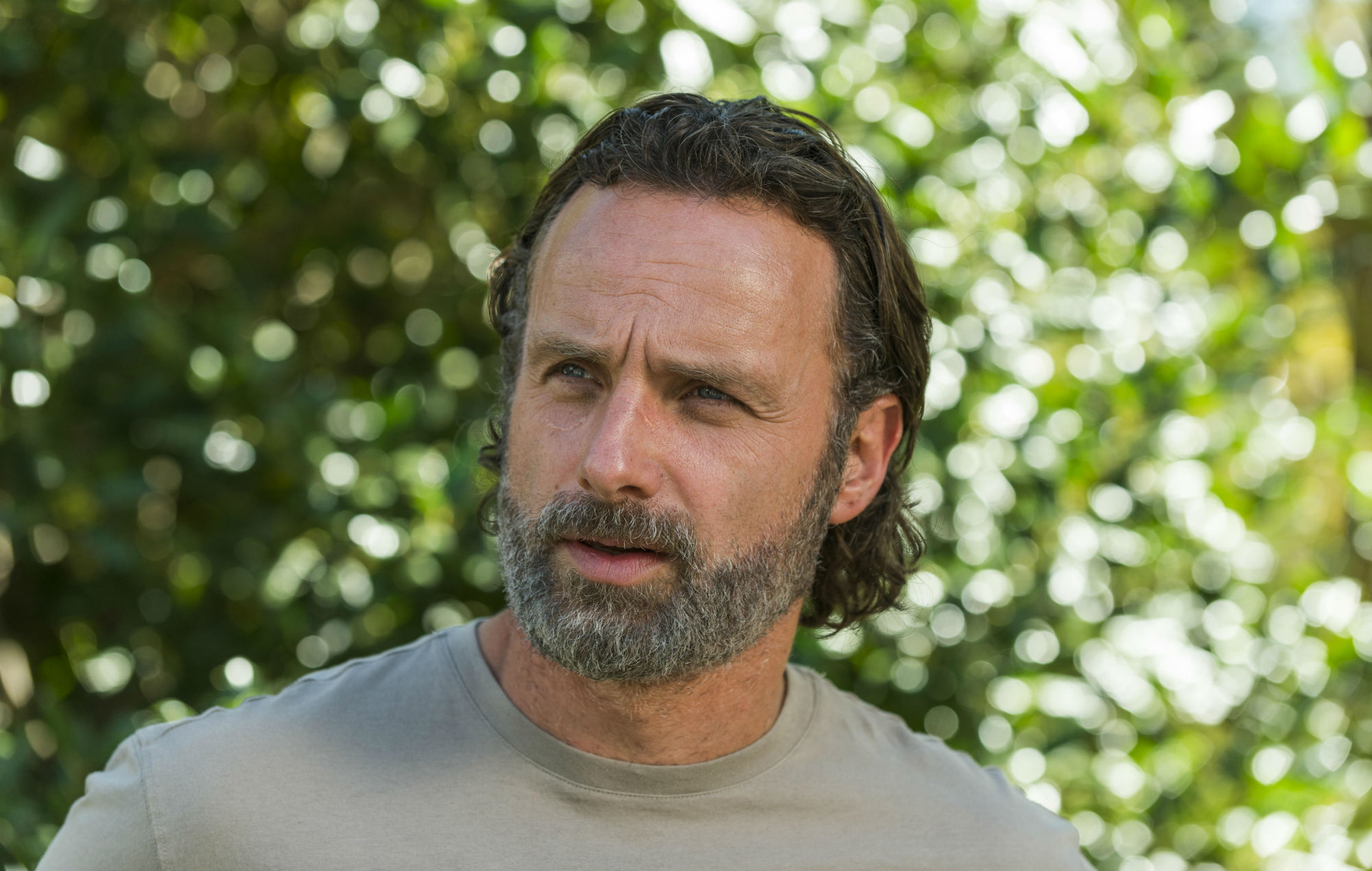 The Walking Dead's Rick Grimes