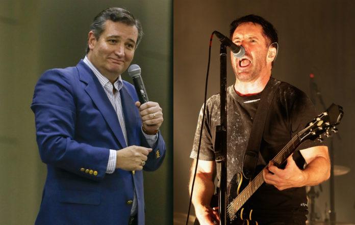 Ted Cruz / Trent Reznor