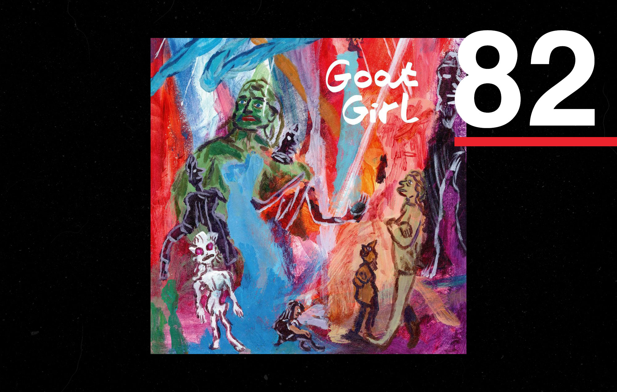 Goat Girl | Best albums of 2018