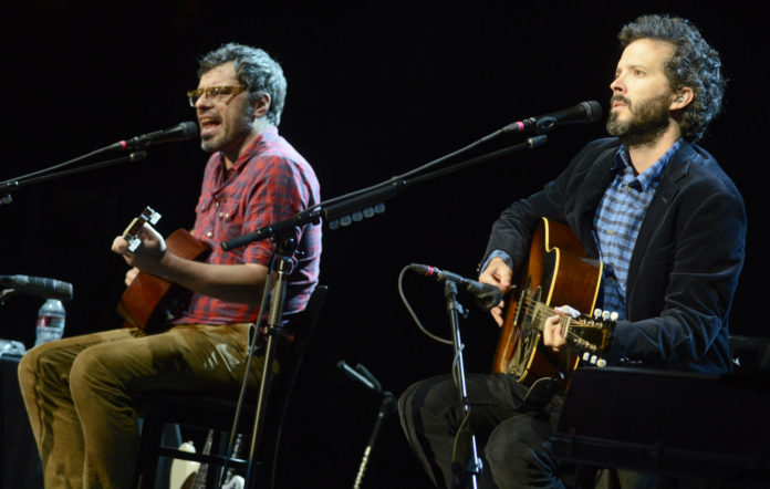 Flight Of The Conchords live