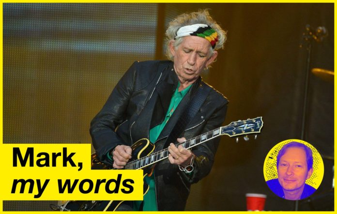 Keith Richards | Mark My Words