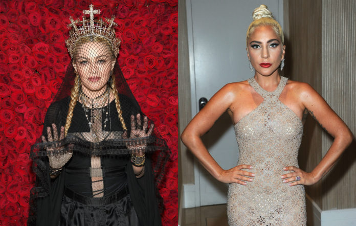 Madonna/Lady Gaga