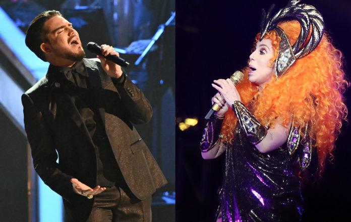 Adam Lambert cher believe cry