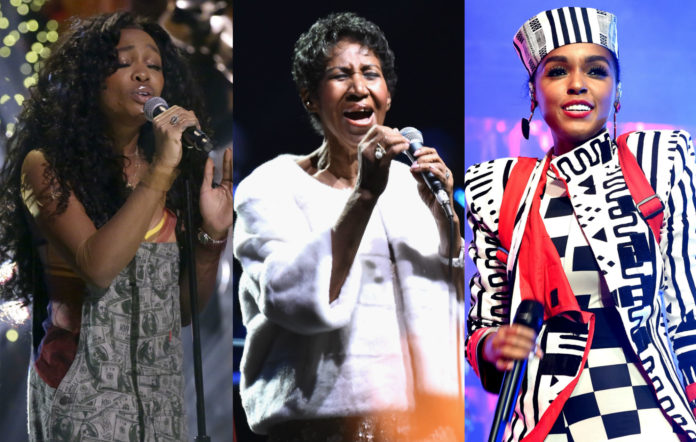 Aretha Franklin tribute concert