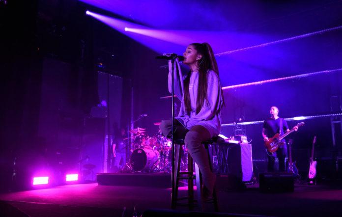 Ariana grande oslo 2020