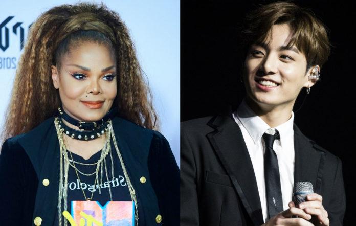 BTS meet Janet Jackson