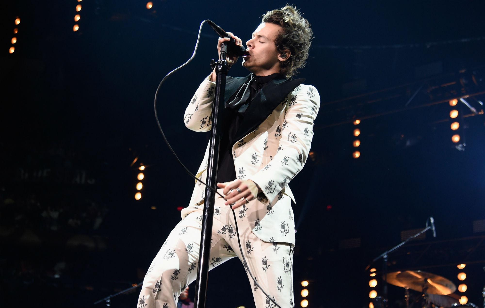 Harry Styles live