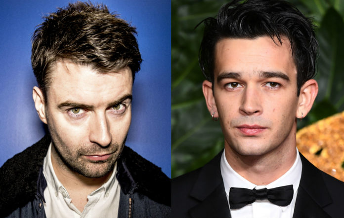Liam Fray responds Matty Healy NME interview
