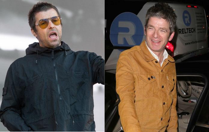 Liam Gallagher tweet Noel Gallagher starving children