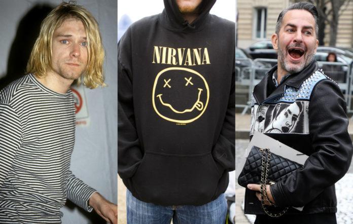 Nirvana marc jacobs smiley face lawsuit