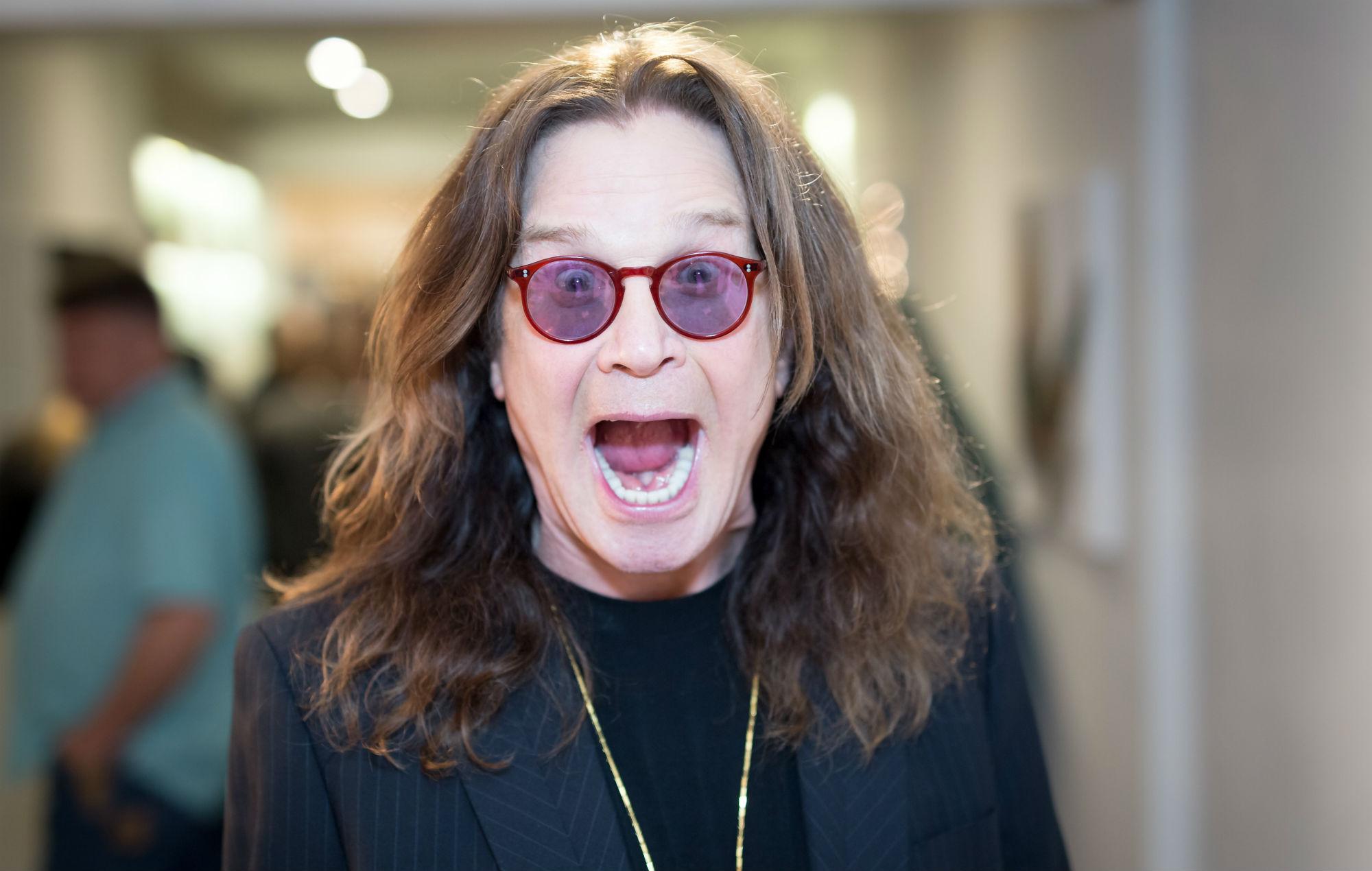 Ozzy Osbourne still touring