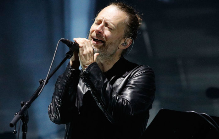 Radiohead stage collapse new development 2019