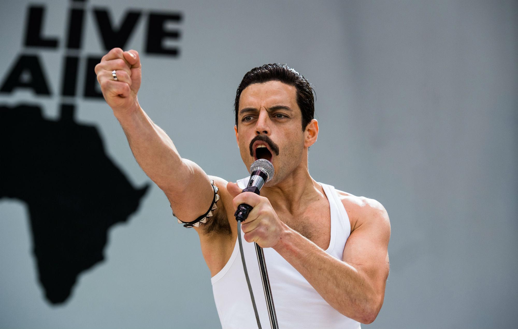 Rami Malek Bohemian Rhapsody diet exercise regime