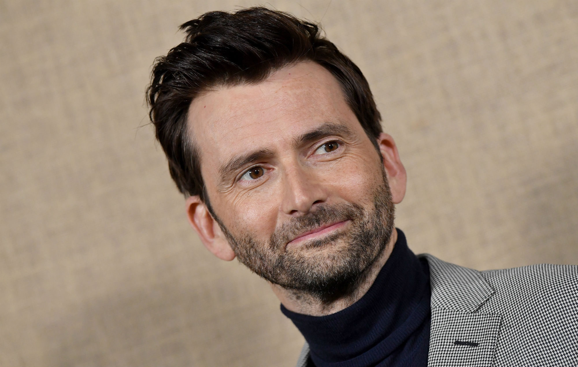 David Tennant Does A Podcast With Everyone From Season