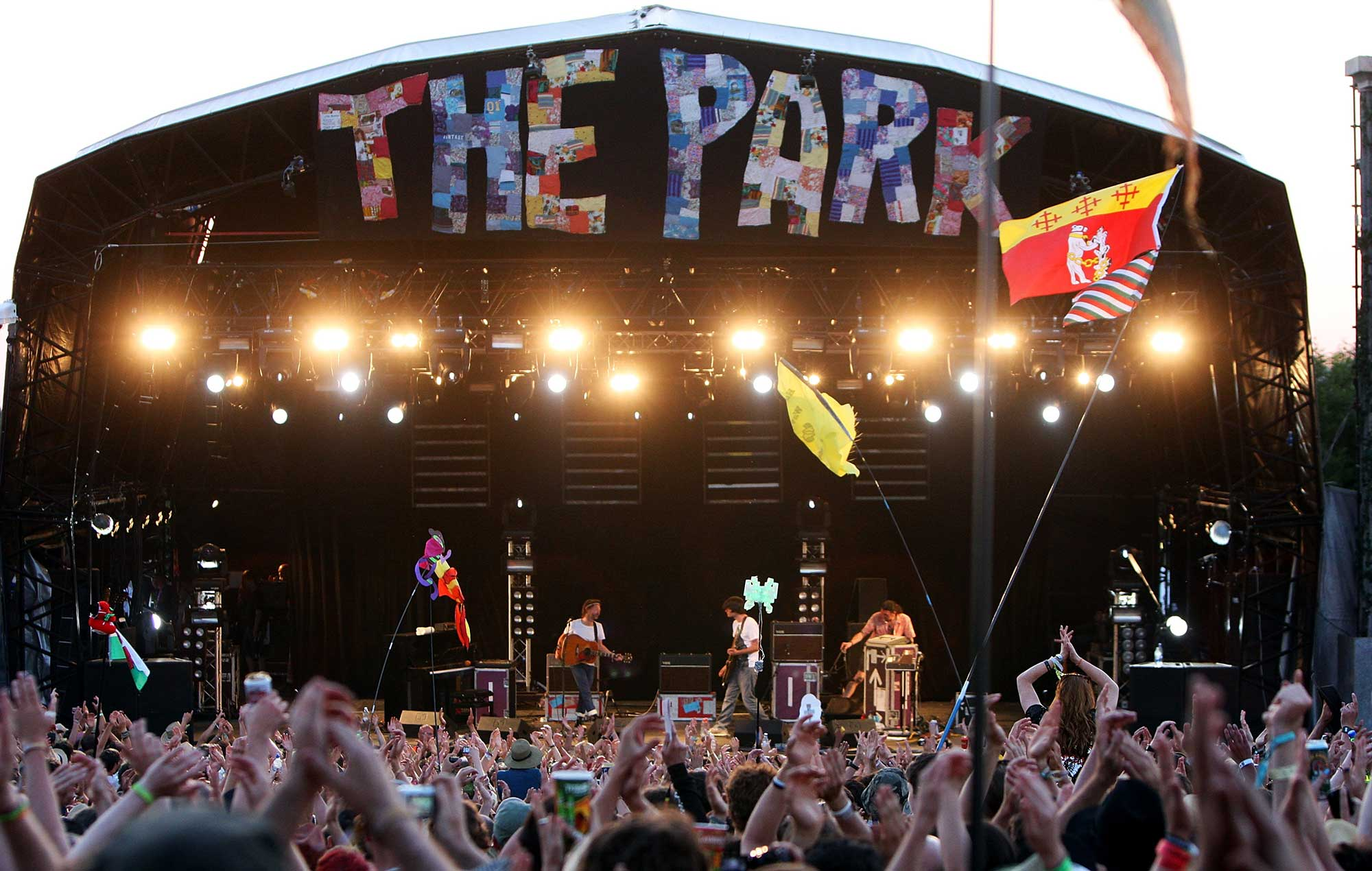 The Park Stage, Glastonbury