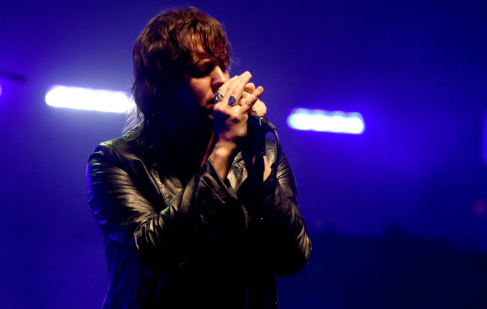 The Strokes live