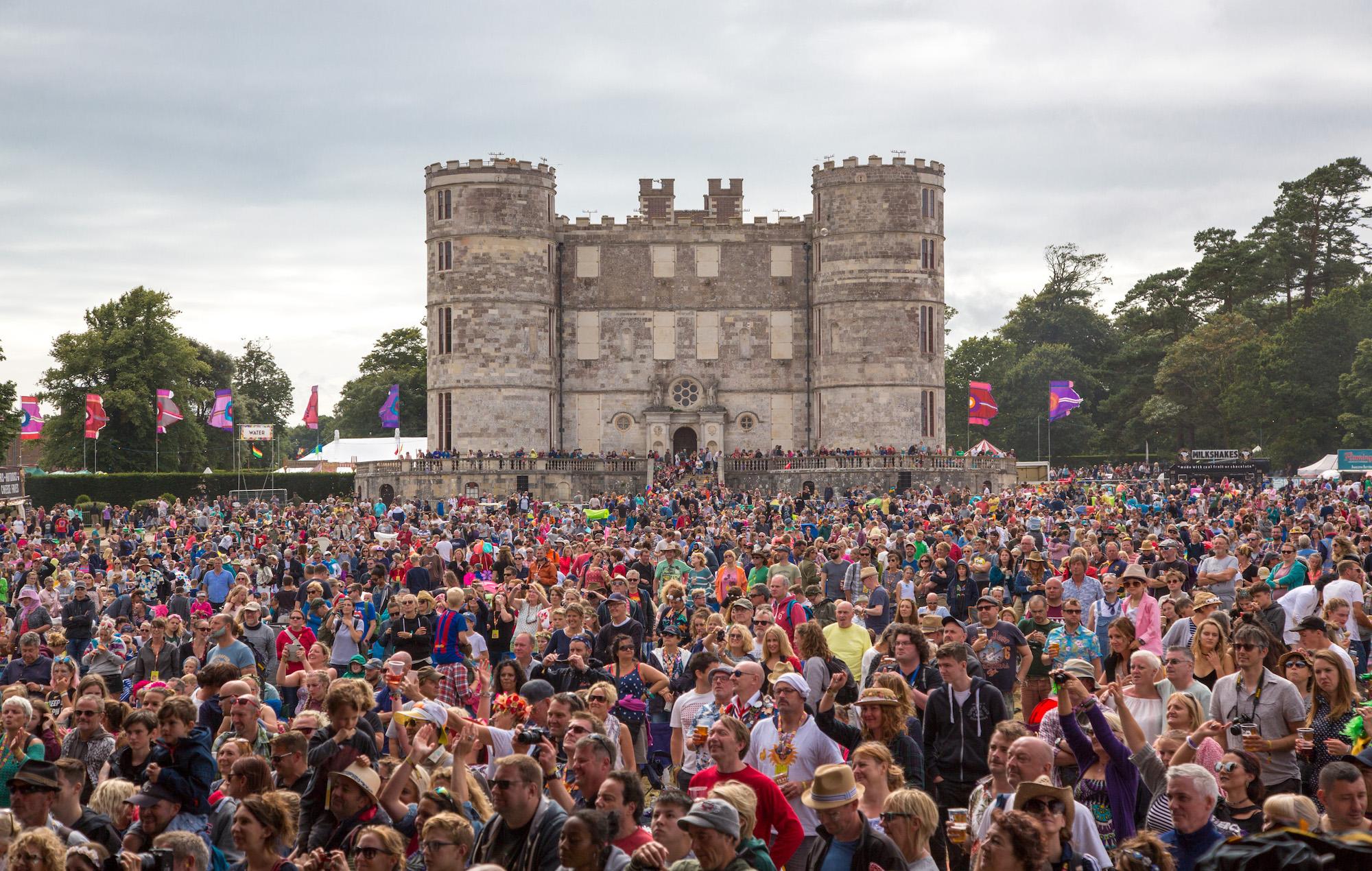 "Camp Bestival 2021 set to ""go ahead as planned"""