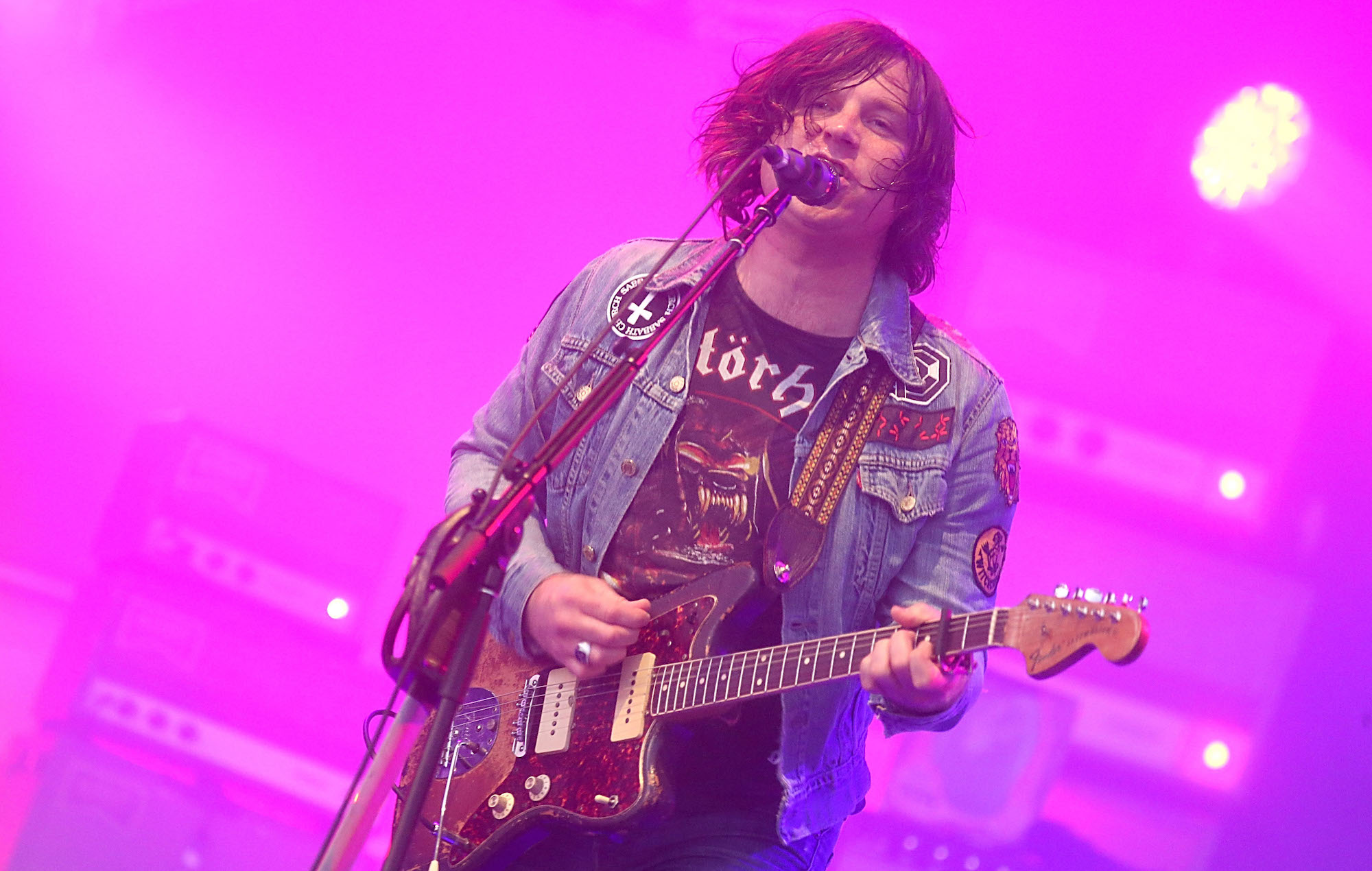 Listen to Ryan Adams pay tribute to 'the heart of all the things he loves about music' in new song 'Manchester' | NME