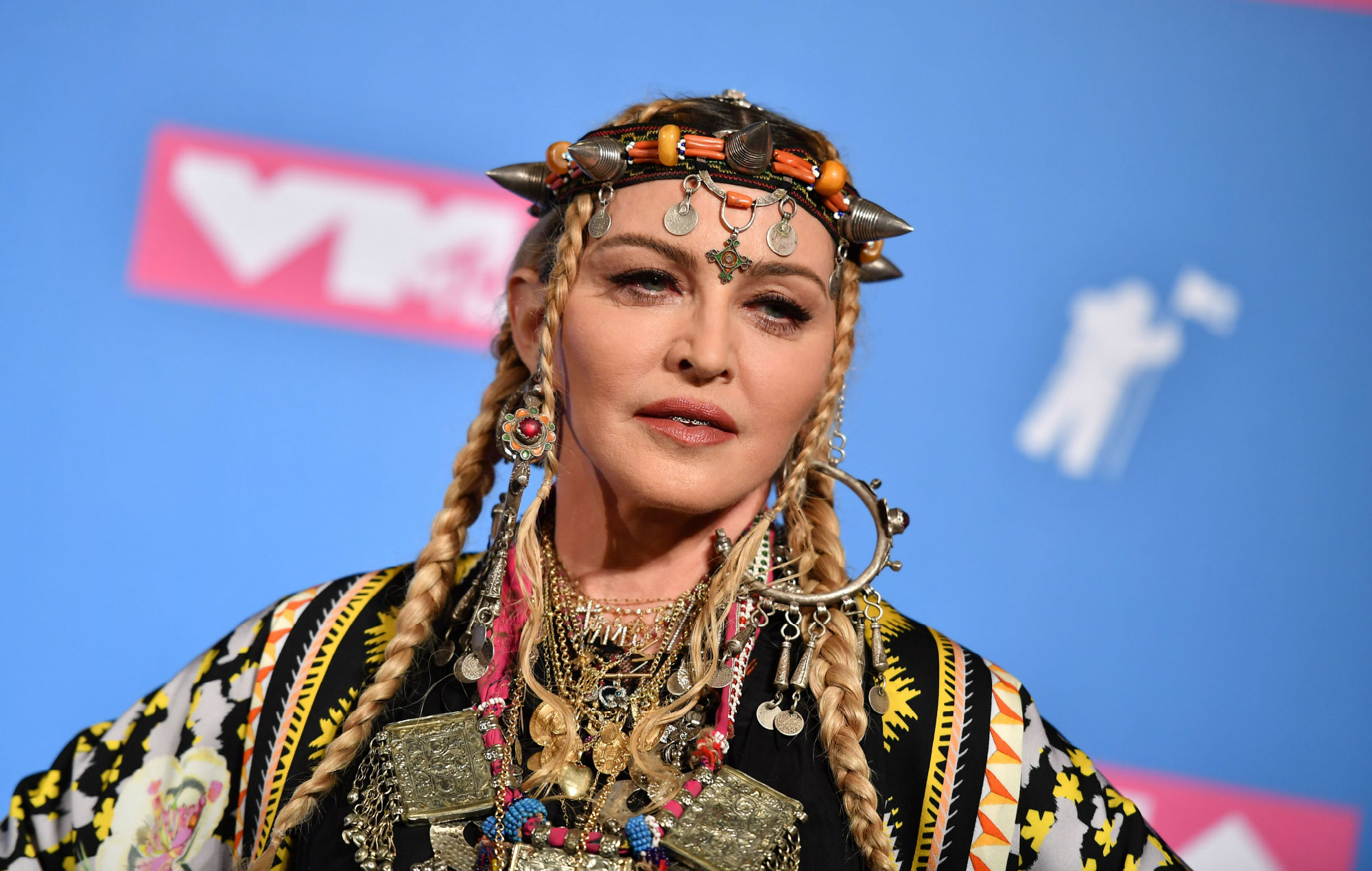 Madonna Shares Studio Footage From The Recording Of Her New Album