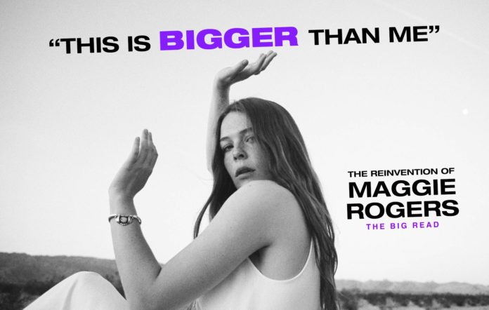 Maggie Rogers Big Read