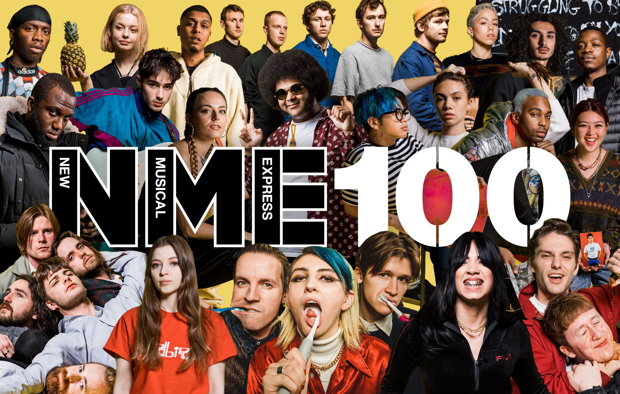 The Nme 100 Essential New Artists For 2019 Nme
