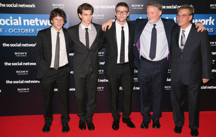 The Social Network writer Aaron Sorkin is considering a sequel