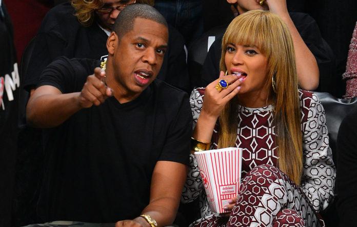 Beyonce Jay Z vegan