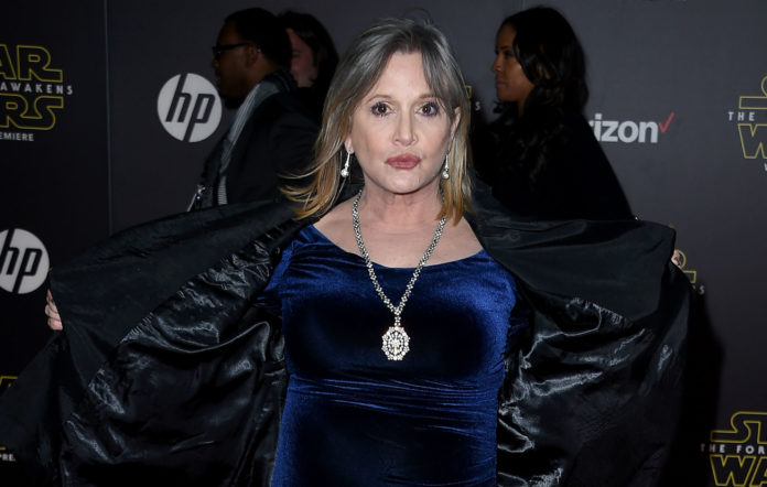 Carrie Fisher big role star wars episode ix